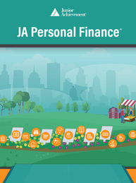 JA Personal Finance Blended Model<sup style='text-decoration:none;'>®</sup> Blended Model